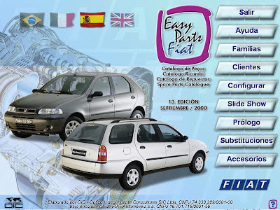 Download Manual de despiece fiat premio