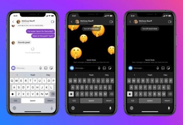 Instagram y Facebook Messenger funciones nuevas emojis