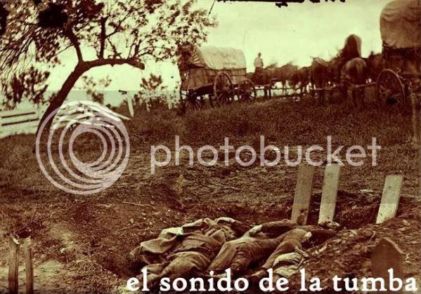 El sonido de la tumba