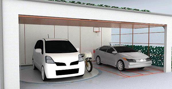45 Model Garasi Mobil Minimalis Modern Dan Unik Layanan Pagar Tralis