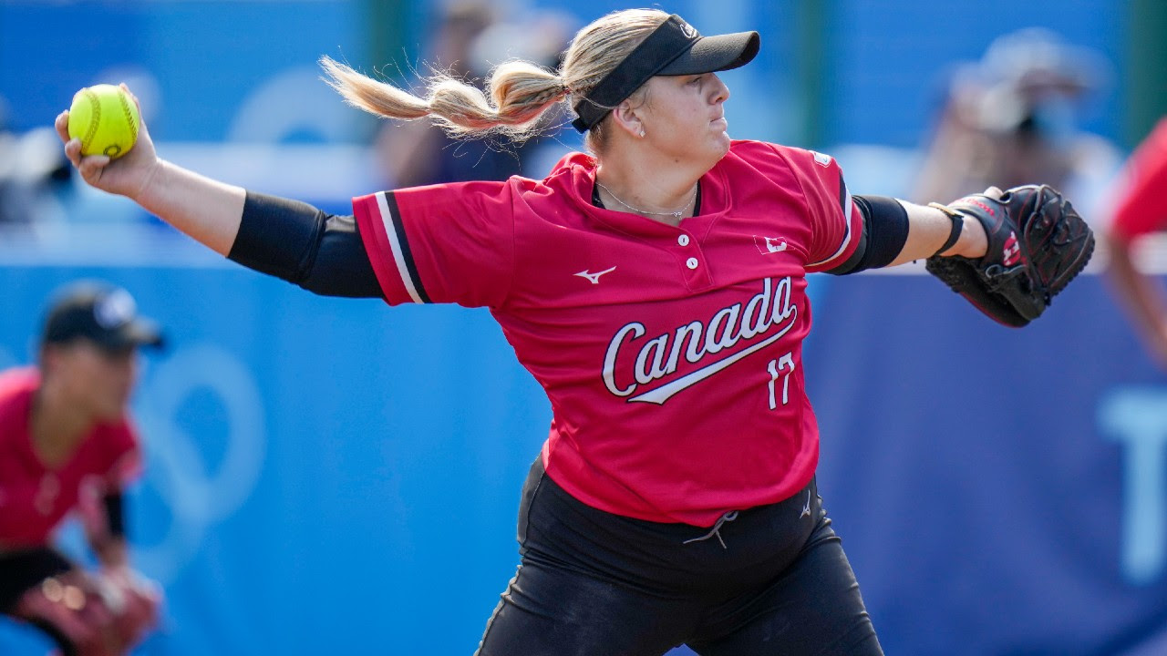 Olympic Roundup: Canada suffers softball setback; small presence at opening ceremony