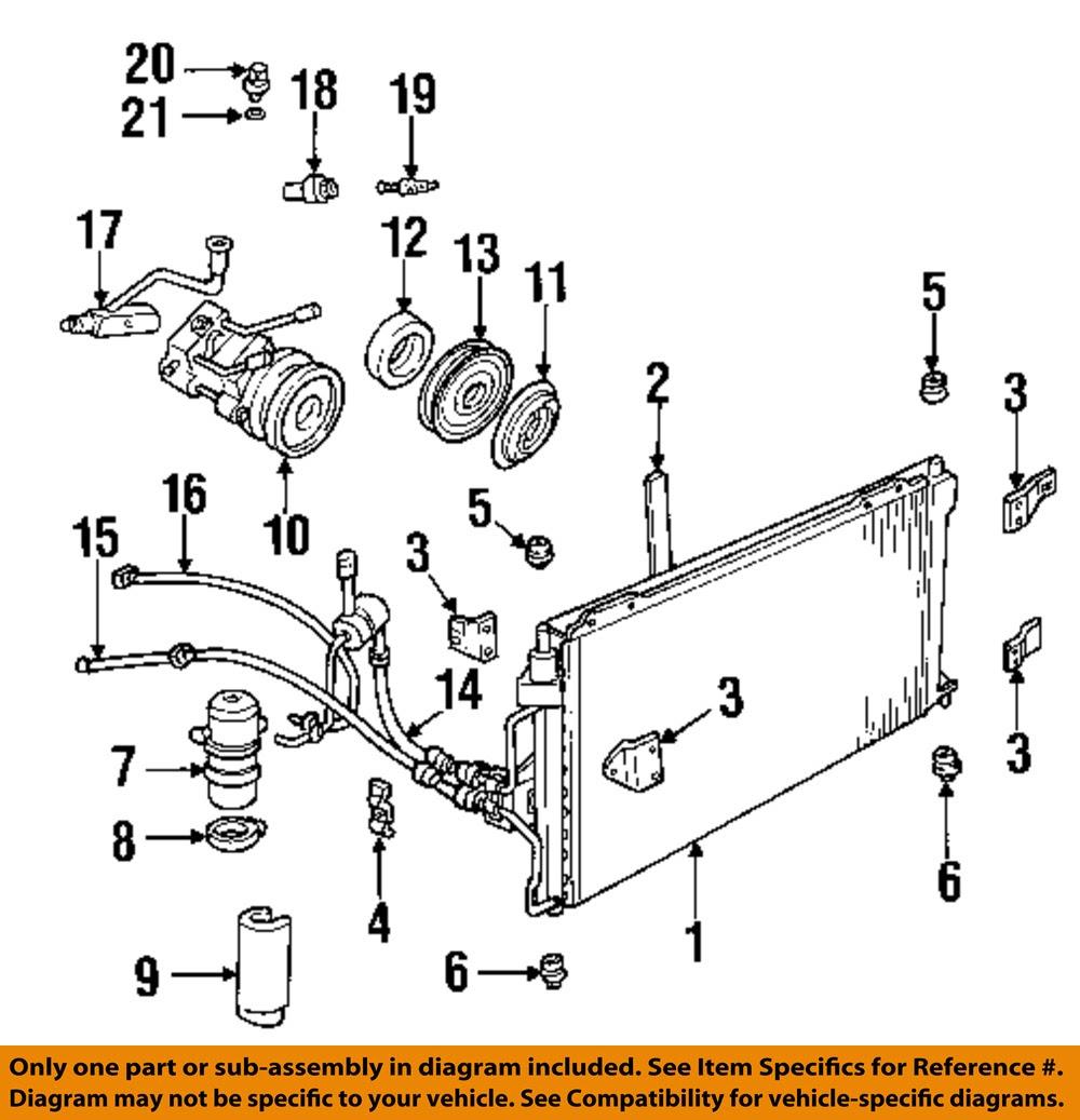 DIAGRAM 2001 Mercury Grand Marquis Ac Diagram FULL ...