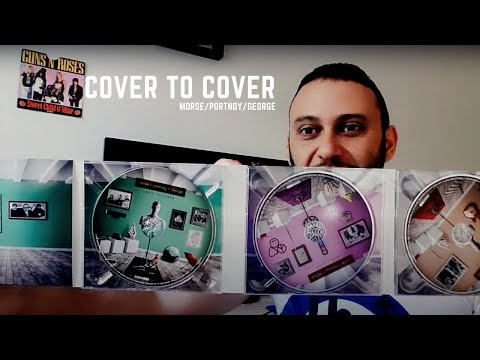 Video Recensione: Morse/Portnoy/George – Cover To Cover Anthology (2020)