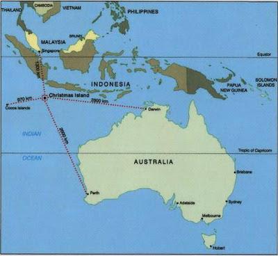 Where Is Christmas Island Cyndiimenna