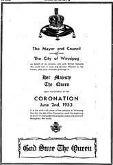Coronation Ad