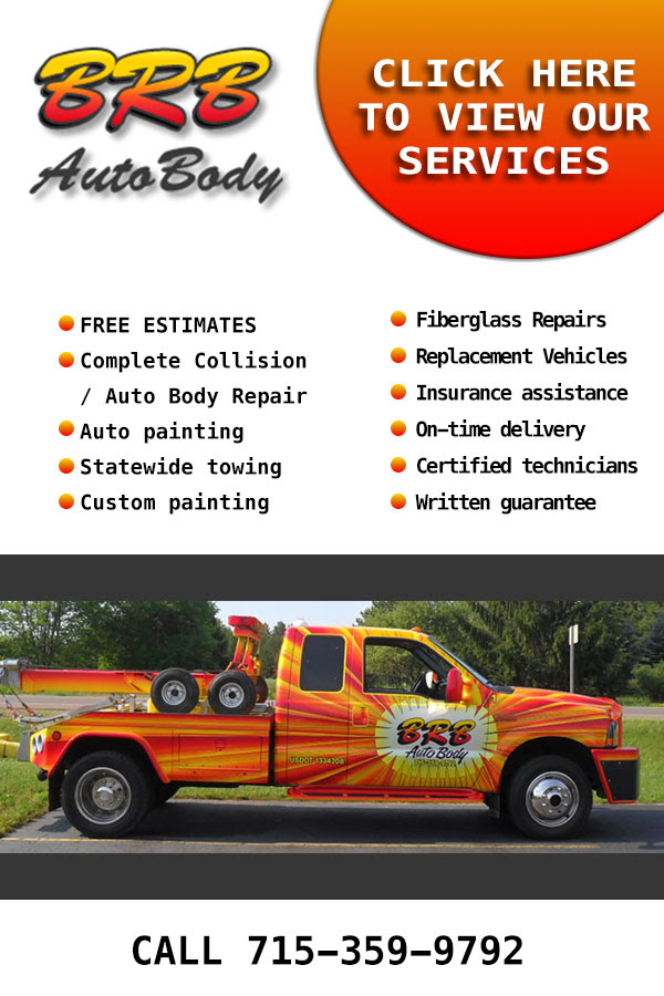 Top Service! Affordable Collision repair near Rothschild