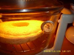 Termometru in interior cuptor flavor wave turbo
