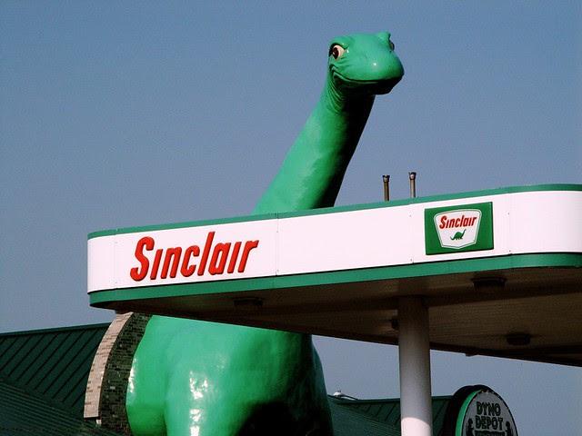 Sinclair Dinosaur