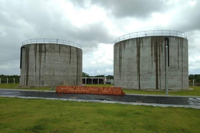 Prefeitura de Parnaíba conclui reservatórios de água no Bairro São Vicente de Paulo