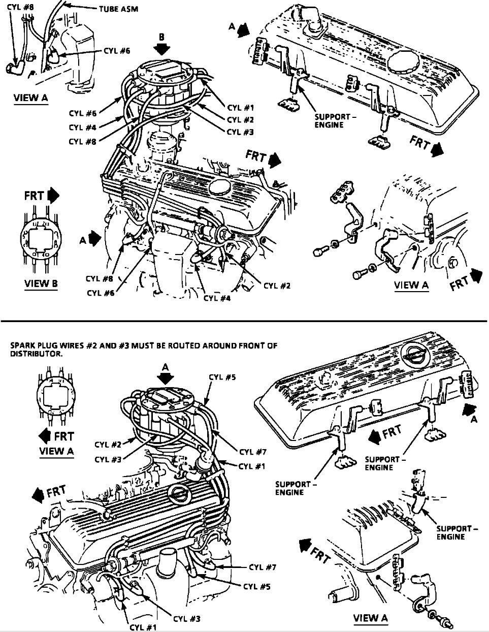 32 Spark Plug Wire Diagram - Wiring Diagram List