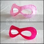 DIY Reversible Superhero Mask