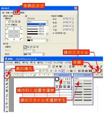 オープンオフィス エクセル 固定 pdf