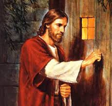 jesus knocks 1