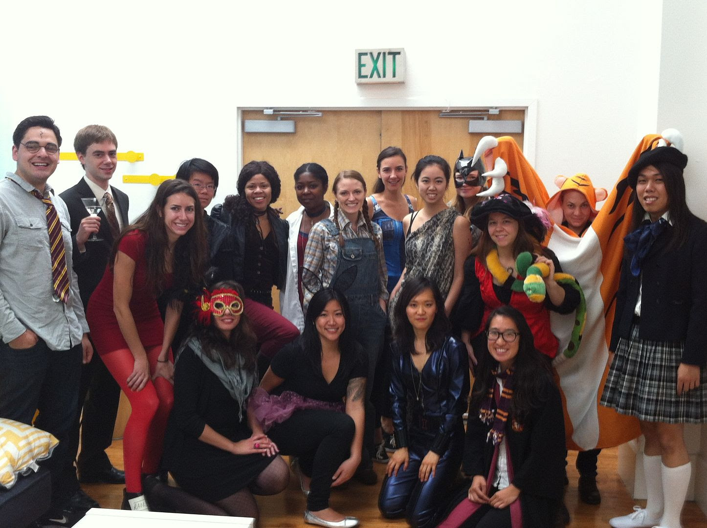 Hackbright Halloween