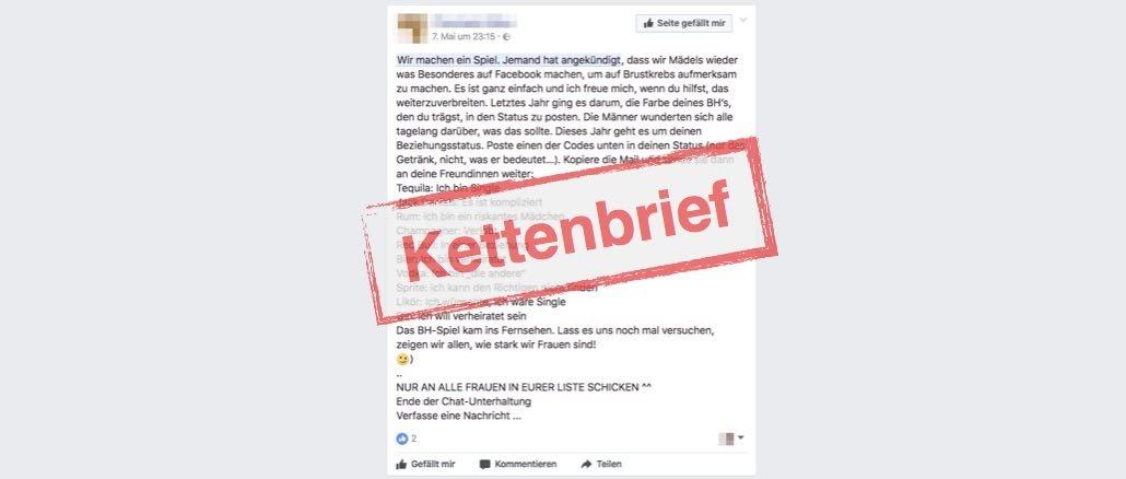 Kettenbrief Whatsapp Status Spiele Fragen : Hallo ich habe
