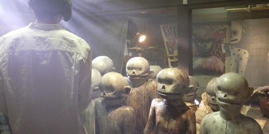 VAMPIRE CLAY: 1eres belles images d'un film d'horreur japonais sélectionné à Toronto