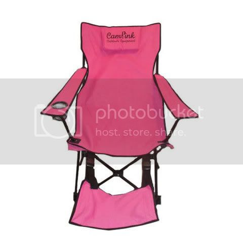 CamPink Lounge Chair