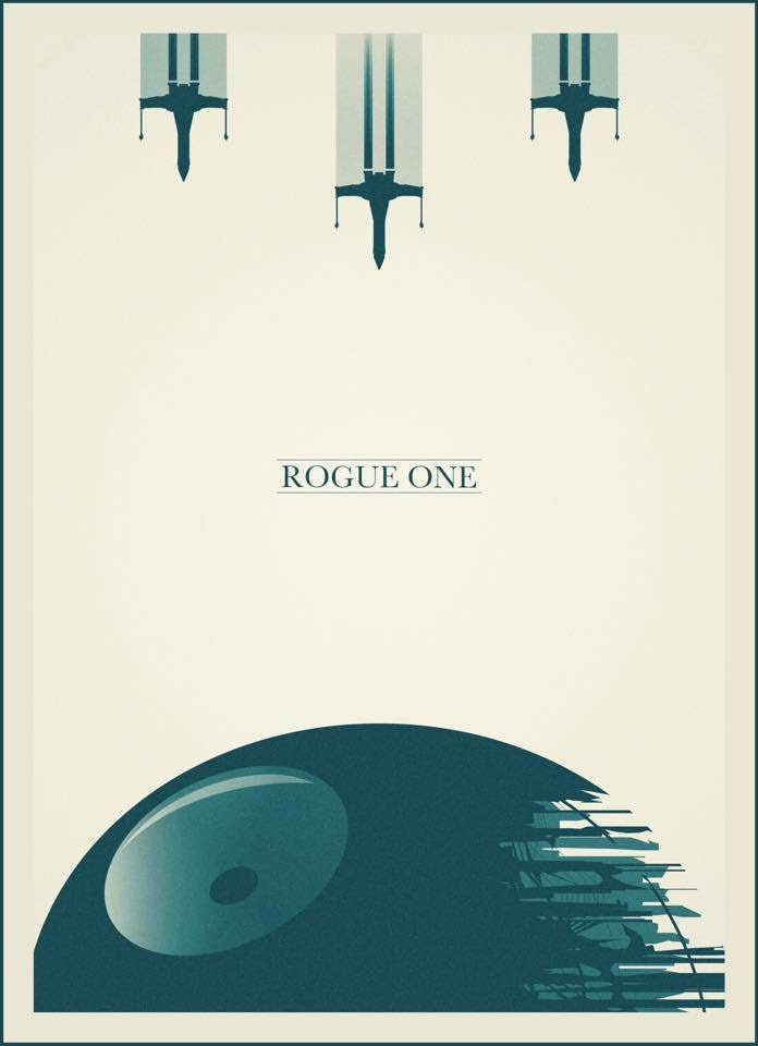 Star Wars: Rogue One by Lazare Gvimradze