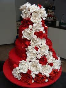 1000  ideas about Red Velvet Wedding Cake on Pinterest