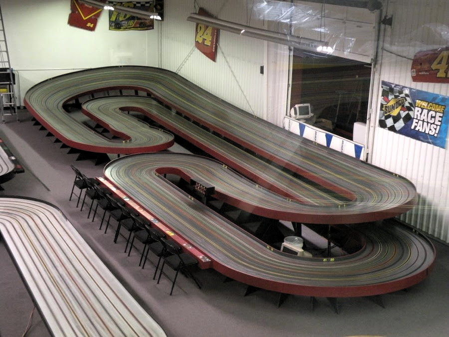 Slot car racing tracks for sale