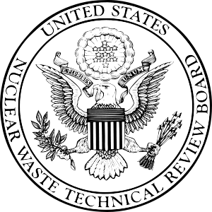 Seal of the United States Nuclear Waste Techni...