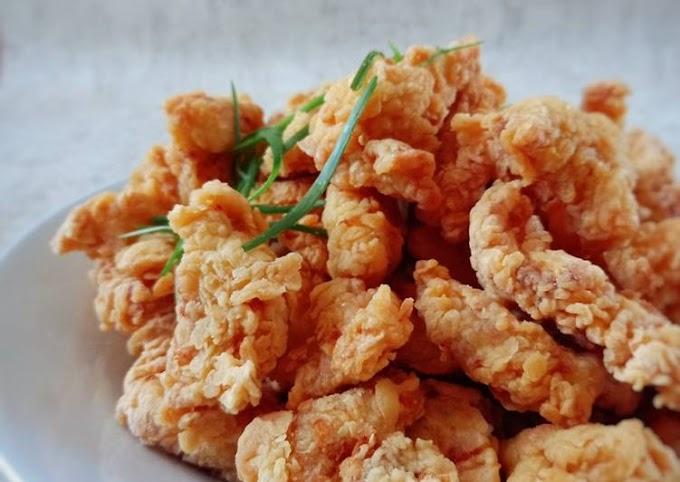 Resep Mudah Ayam Pok Pok Gampang Banget