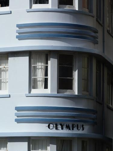 Olympus, Oriental Bay