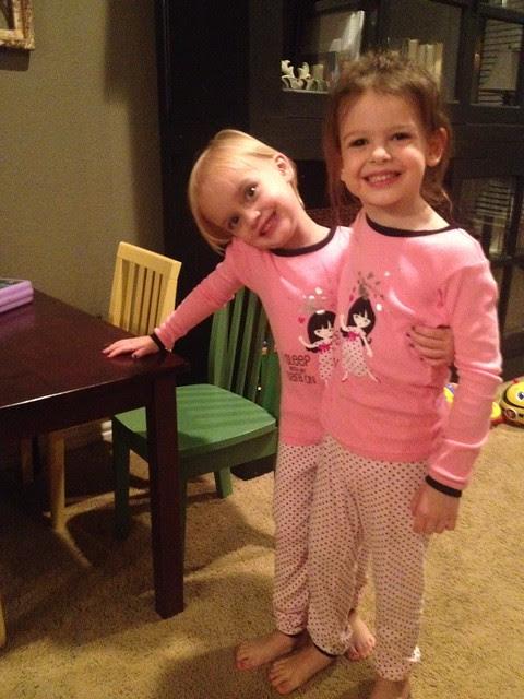 matching jammies