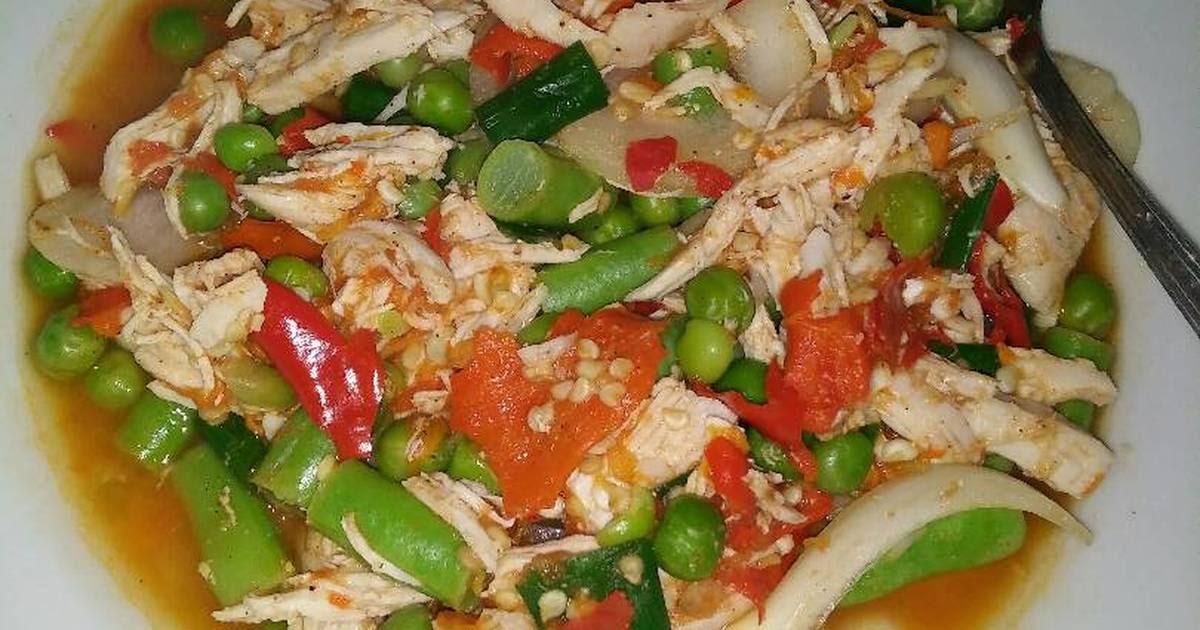 resep dada ayam rebus diet resepi kk Resepi Nasi Jagung Enak dan Mudah