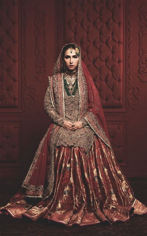 Latest Bridal Lehenga Designs 2019 in Pakistan   StyleGlow.com