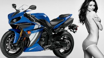 2012 Yamaha R1