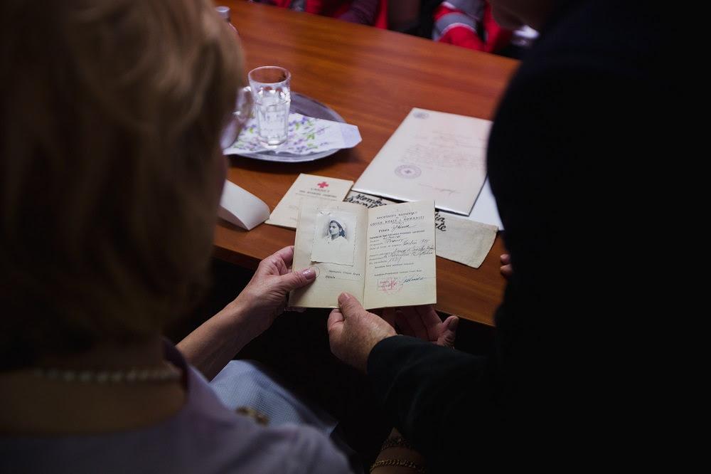 Principesa Margareta, vizită la Crucea Roșie Timiș