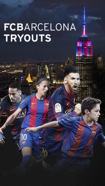 Fc Barcelona Hosts Tryouts For Ny Youth Academy Soccertoday