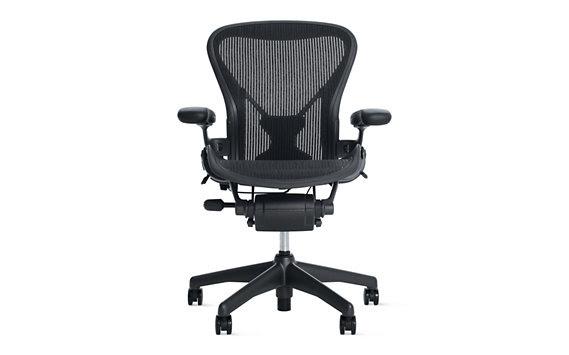 Aeron® Chair PostureFit® - Design Within Reach