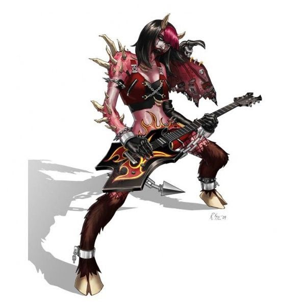 Who Are The Guitar Hero 3 Characters Based On