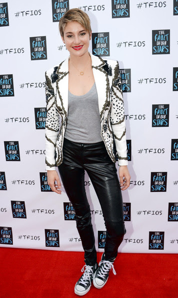 Shailene Woodley - 'The Fault in Our Stars' Fan Event in Nashville