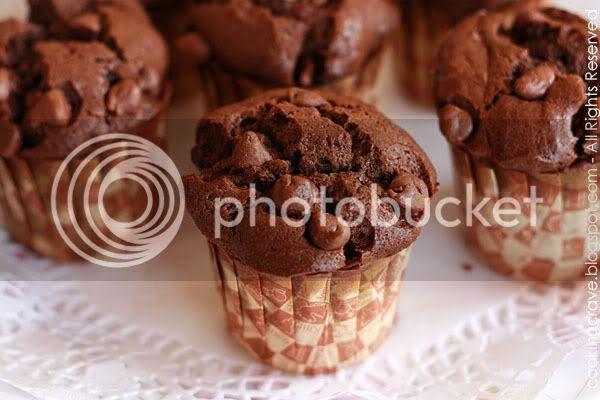 Double Chocolate CupCakes3