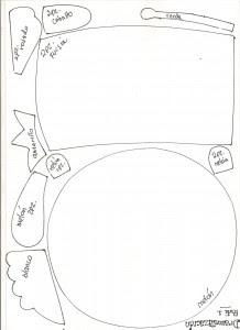 molde painel castelo princesa EVA festa aniversario sala de aula quarto meninas eva 7 (2)