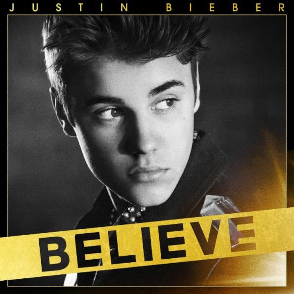 Believe (Album Cover), Justin Bieber