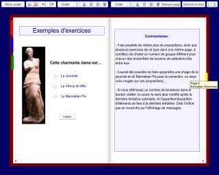 Créez des livres multimédias et interactifs avec Didapages