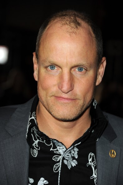 """Woody Harrelson Actor Woody Harrelson arrives at the premiere of Lionsgate's """"The Hunger Games"""" at Nokia Theatre L.A. Live on March 12, 2012 in Los Angeles, California."""