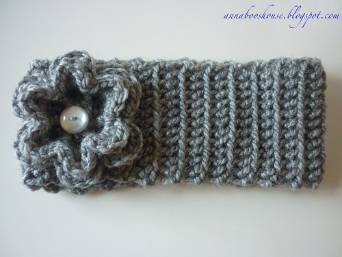 Crochet Headwarmer