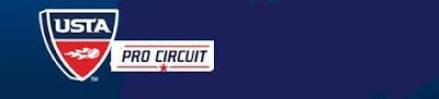 Black Tennis Pro's USTA Header