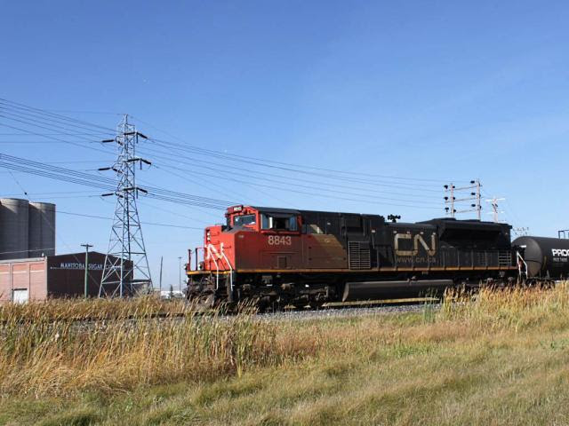 CN 8843 by Manitoba Sugar