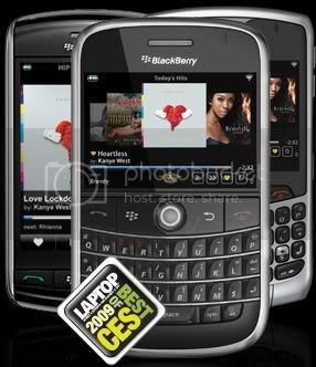 Internet Radio for BlackBerry