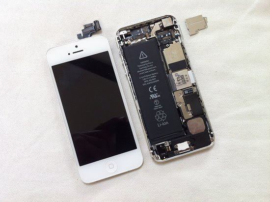 iPhone 5 disassembly stage 9