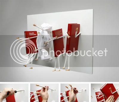Movement Bookcase by won-suk Cho