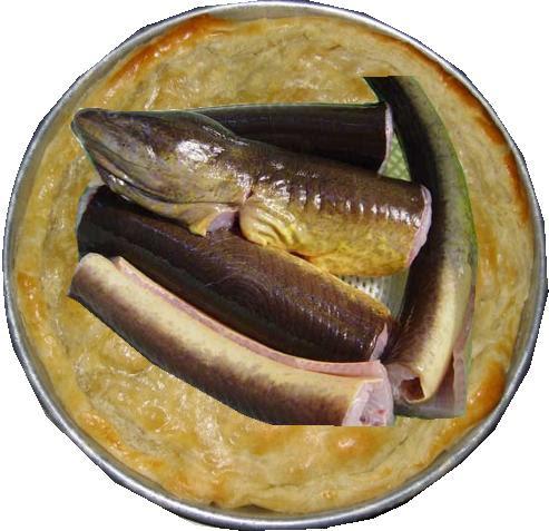 Eel Pie in Italy vs Eel Bowl in Japan | Travel Journal ...