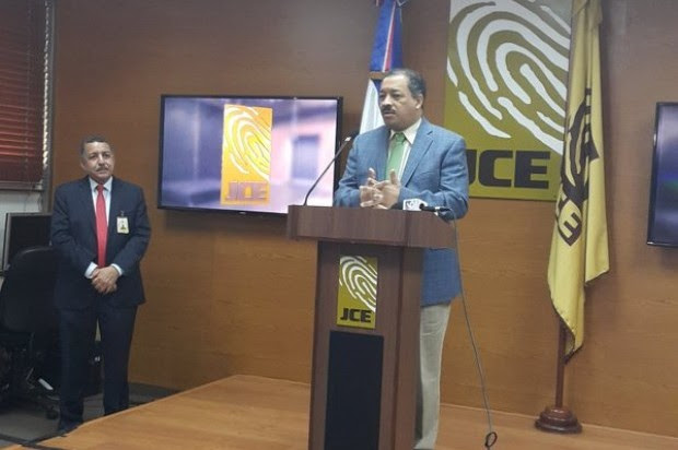 JCE proclama 8 fórmulas presidenciales para las elecciones de mayo próximo