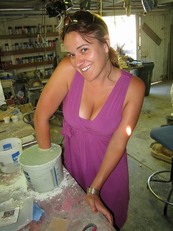 Hand Molding